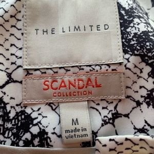 The Limited Jackets & Coats - The Limited- Scandal Collection jacket